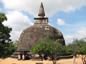 Sri Lanka. Dogoba a Polonnaruwa