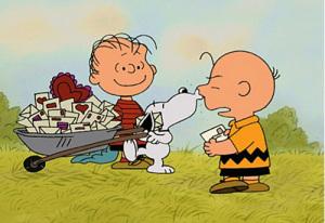 Una carriola di 'Valentine' per Linus... e niente a CB