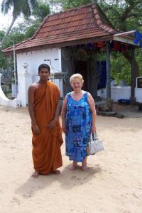 Zia Iole & Monk