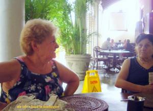 Zia Iole e Luisa la Fondatrice