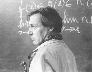 Carlo Cecchi interpreta Renato Caccioppoli in Morte di un matematico napoletano
