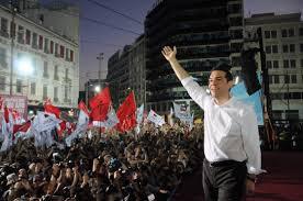 la vittoria di Tsipras