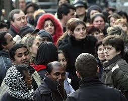 società multietnica