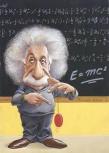 Einstein jo-jo