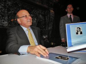 Emilio Iodice alla presentazione del libro