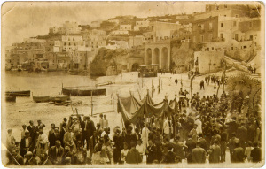 Foto di Sant'Antonio com'era. Copia