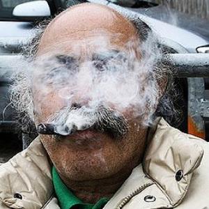 Fumo negli occhi e nei baffi