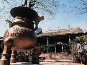 Il templo di Kun Iam