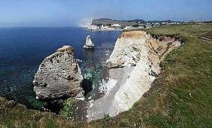 Isle of Wight_scogliera