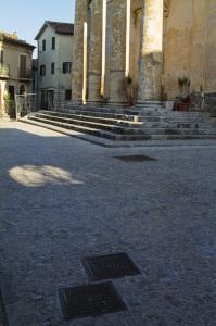 Maenza piazza