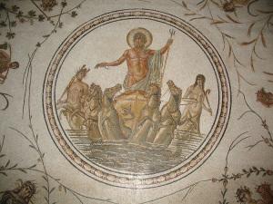 Museo del Bardo. Trionfo di Nettuno