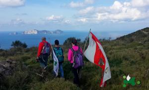 Ponza escursione sul monte guardia