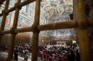 Ricevimento della Cappella Sistina