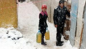 Rifugiati siriani. Campi profughi