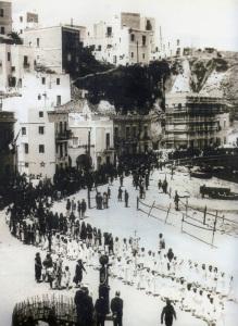 Sant'Antonio. Processione del Corpus Domini