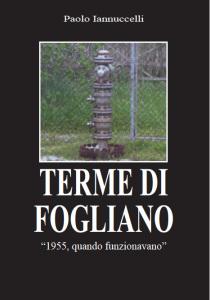 Terme di Fogliano. Copertina