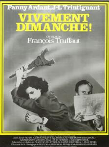 Vivement Dimanche. Poster