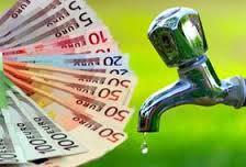 il costo dell'acqua