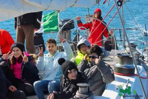 il giovane equipaggio