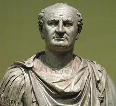 L'imperatore Vespasiano- busto