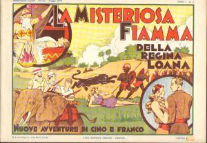 Cino e Franco. La misteriosa fiamma della regina Loana