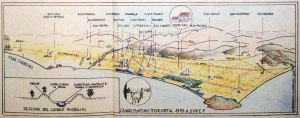 L'Agro Pontino 'redento' al 1939