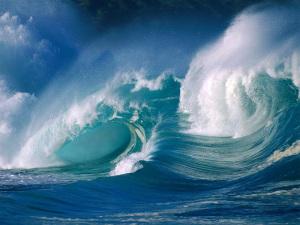 Mare. Big wave