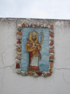 S. Silverio. Santo Patrono di Ponza. Foto di Francesca Mignosa