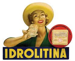 pibblicità dell'Idrolitina