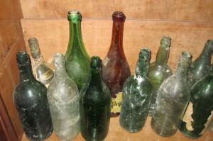 Bottiglie e bottiglioni