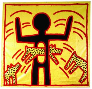 Keith-Haring-Grafica