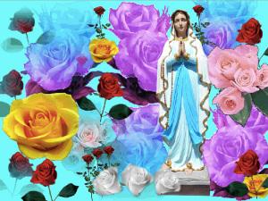 Maggio. Mese della Madonna