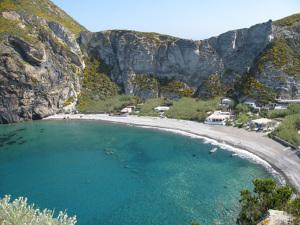 Spiaggia. Ossidiana
