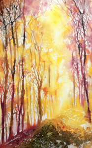 Yellow Forest - Cristina Dalla Valentina