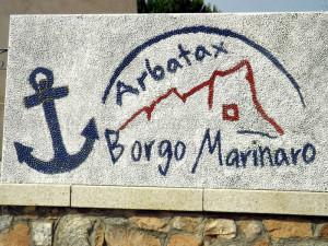 Arbatax. Borgo marinaro