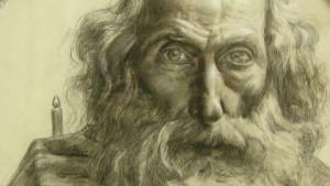 Autoritratto di Vincenzo Gemito