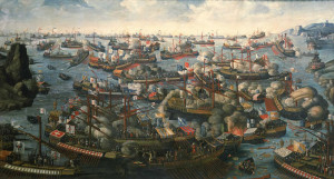 Battaglia Turchi contro Cristiani