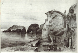 Batteria Leopoldo. Mattei. 1847. Resized