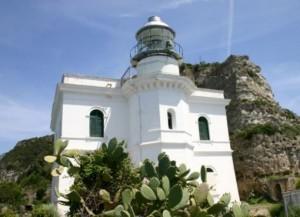 Faro di Punta Imperatore a Forio d'Ischia