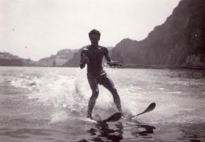 Giorgio. Sci d'acqua. Resized