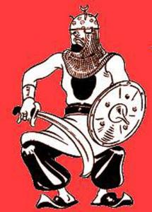 Il feroce Saladino. Prima