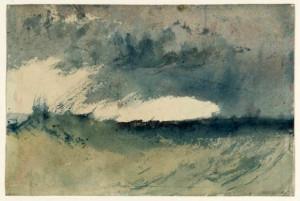 Mare. Dipinto