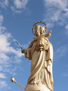 Statua-Maria-Ausiliatrice-4