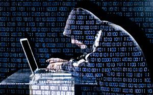 Warning! Hacker on-line
