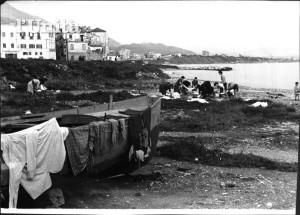 immagine di gaeta negli anni cinquanta