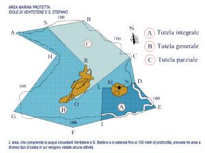 Area marina protetta di Ventotene e S. Stefano