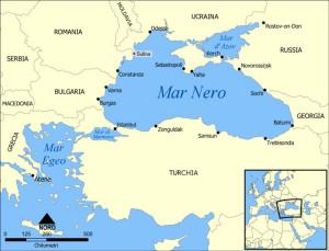 Black Sea map copia