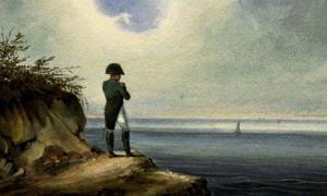 Francois-Joseph_Sandmann. Napoleon a' Saint Helene (1815-1821)