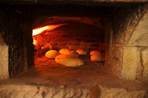 Il forno del pane