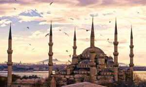Istanbul-Moschea-Blu